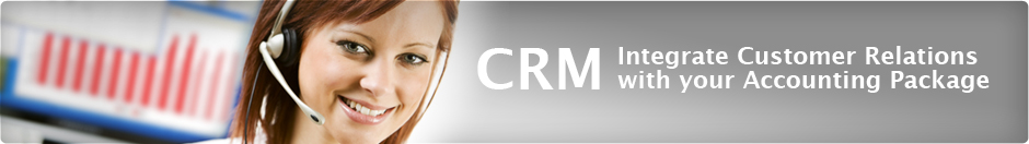 CRM - Connecting Your Accounting Software to a World of Customers