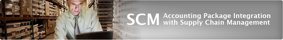 SCM - Connecting your Accounting Software to a World of Inventory