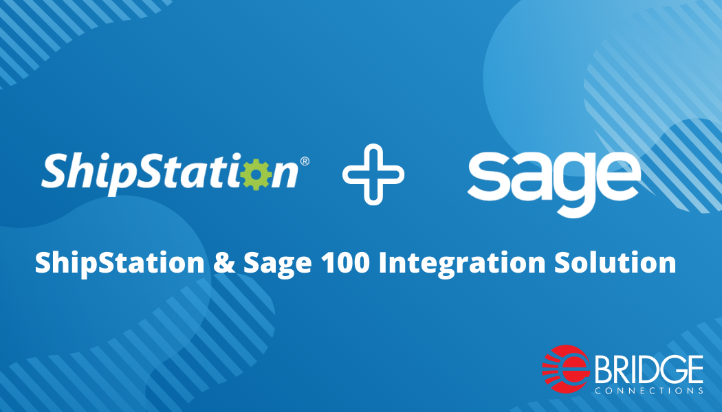 ShipStation & Sage 100 Integration Solution