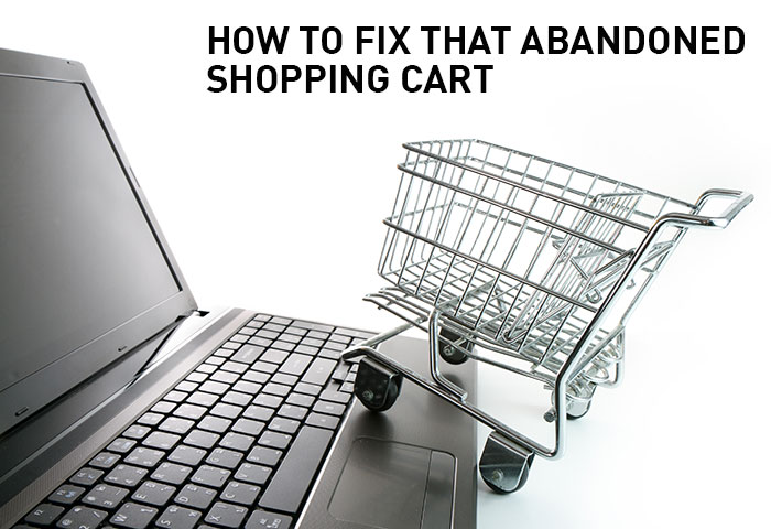 Shopping carts abandoned after Cyber Monday? Here's how to win those sales in December: