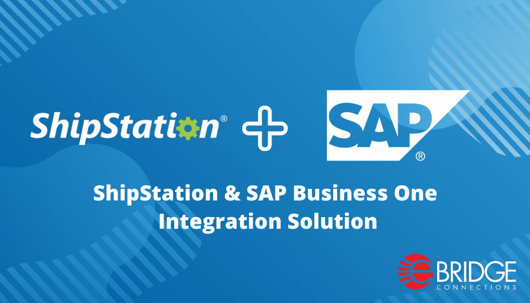 ShipStation & SAP Business One Integration Solution