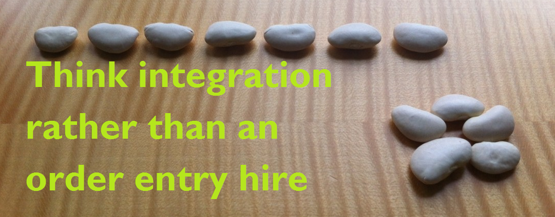 How Integration Pays for Itself