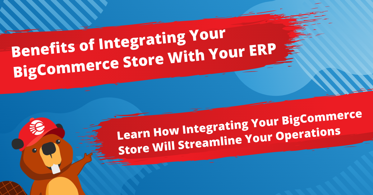 Benefits of Integrating Your BigCommerce Store With Your ERP