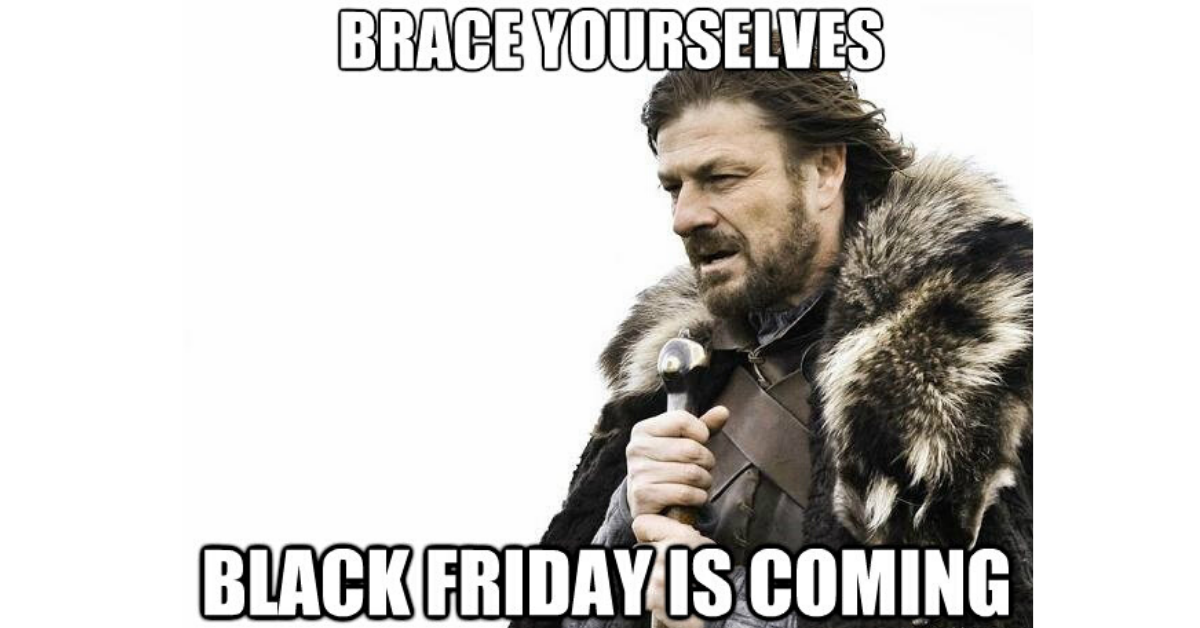 The Ultimate eCommerce Black Friday Survival Guide For Merchants