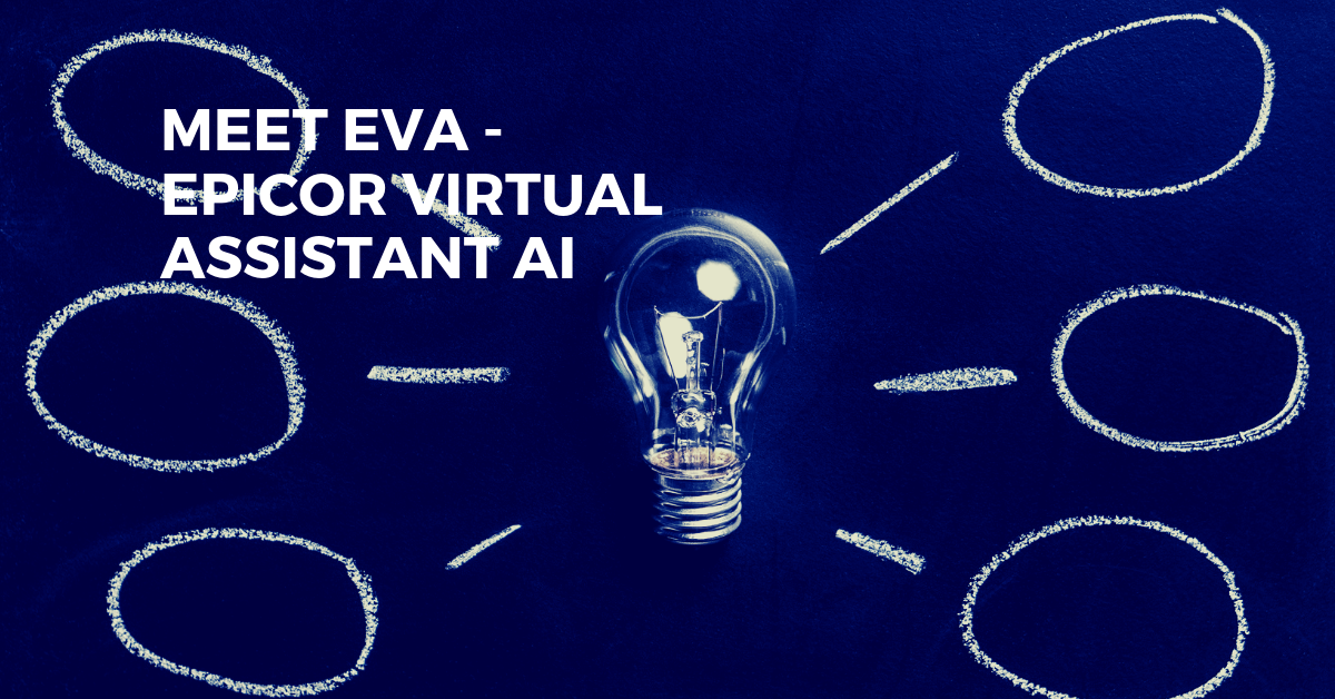 Meet EVA - Epicor Virtual Assistant AI