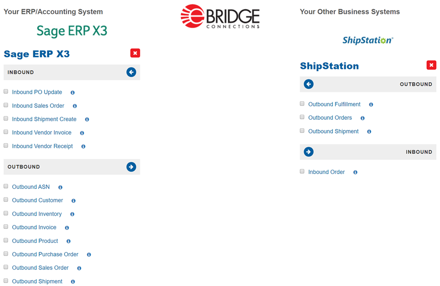 Sage-X3-ShipStation Integration