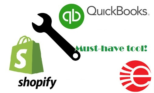 Hey Shopify merchants, don't miss out on the best tool for those of you using Intuit QuickBooks...