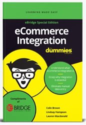 How to integrate eCommerce CRM ERP and EDI guide