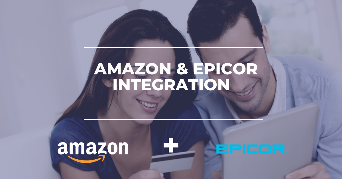 Amazon Marketplace & Epicor ERP Integration Solution