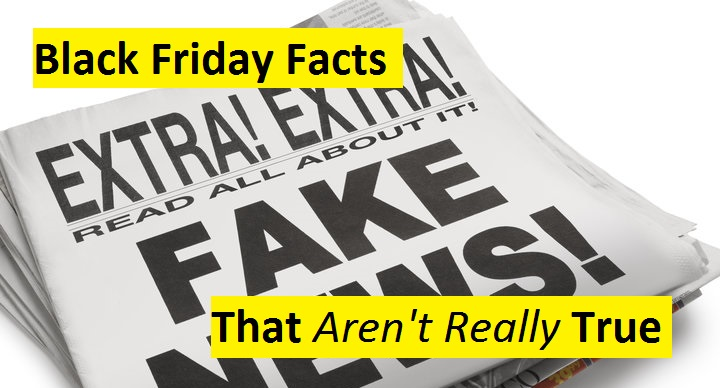 9 Black Friday Myths Fakenews Ebridge Connections