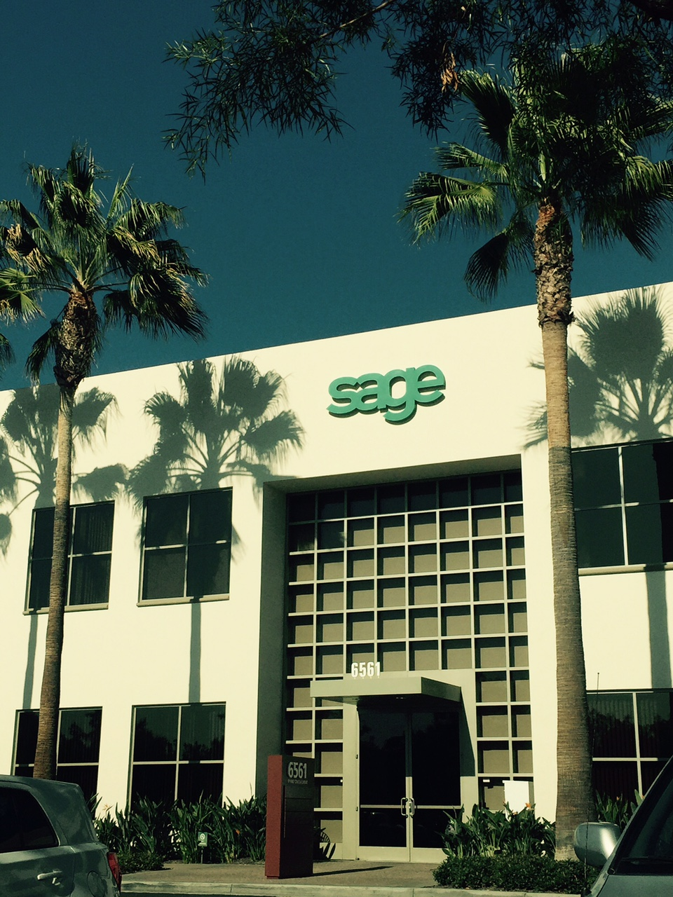 We're talking all things Sage ERP today at eBridge after our recent visit to their head office in California...