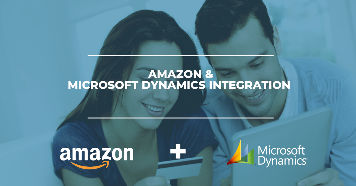 Amazon & Microsoft Dynamics ERP Integration Solution