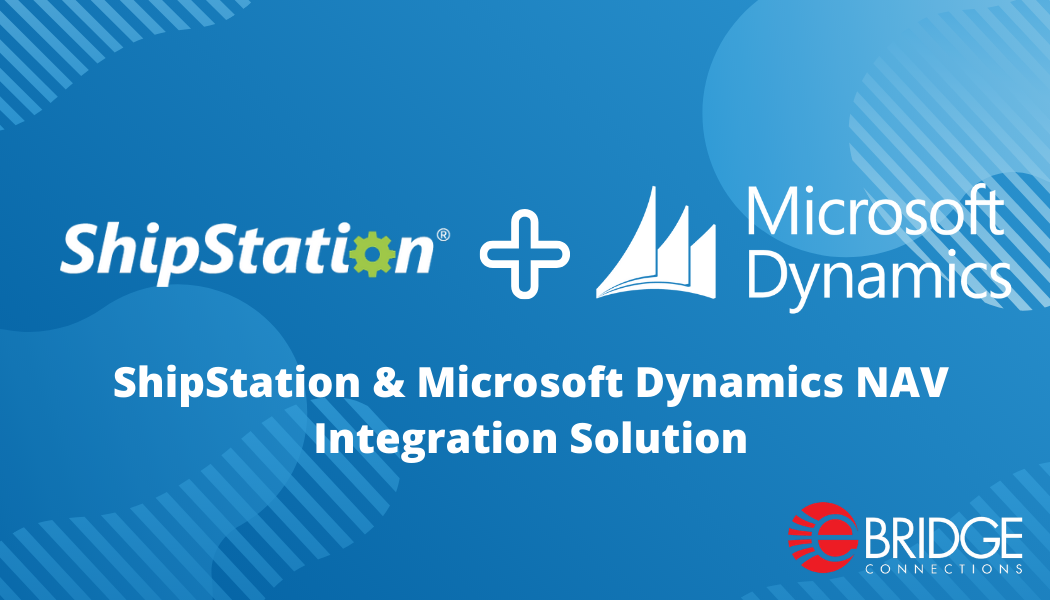 ShipStation & Microsoft Dynamics NAV Integration Solution